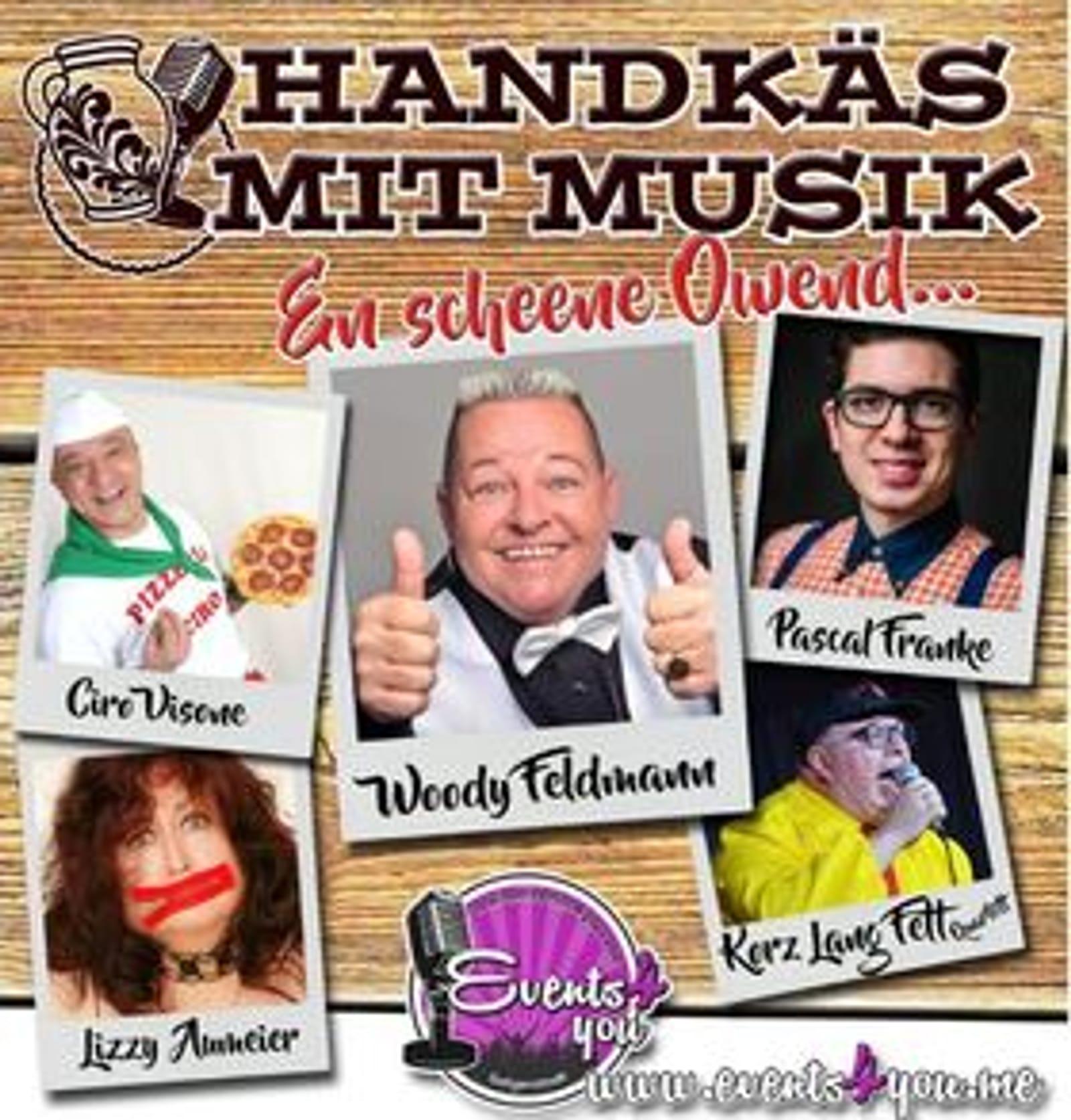 """Handkäs mit Musik - """"En scheene Owend"""""""