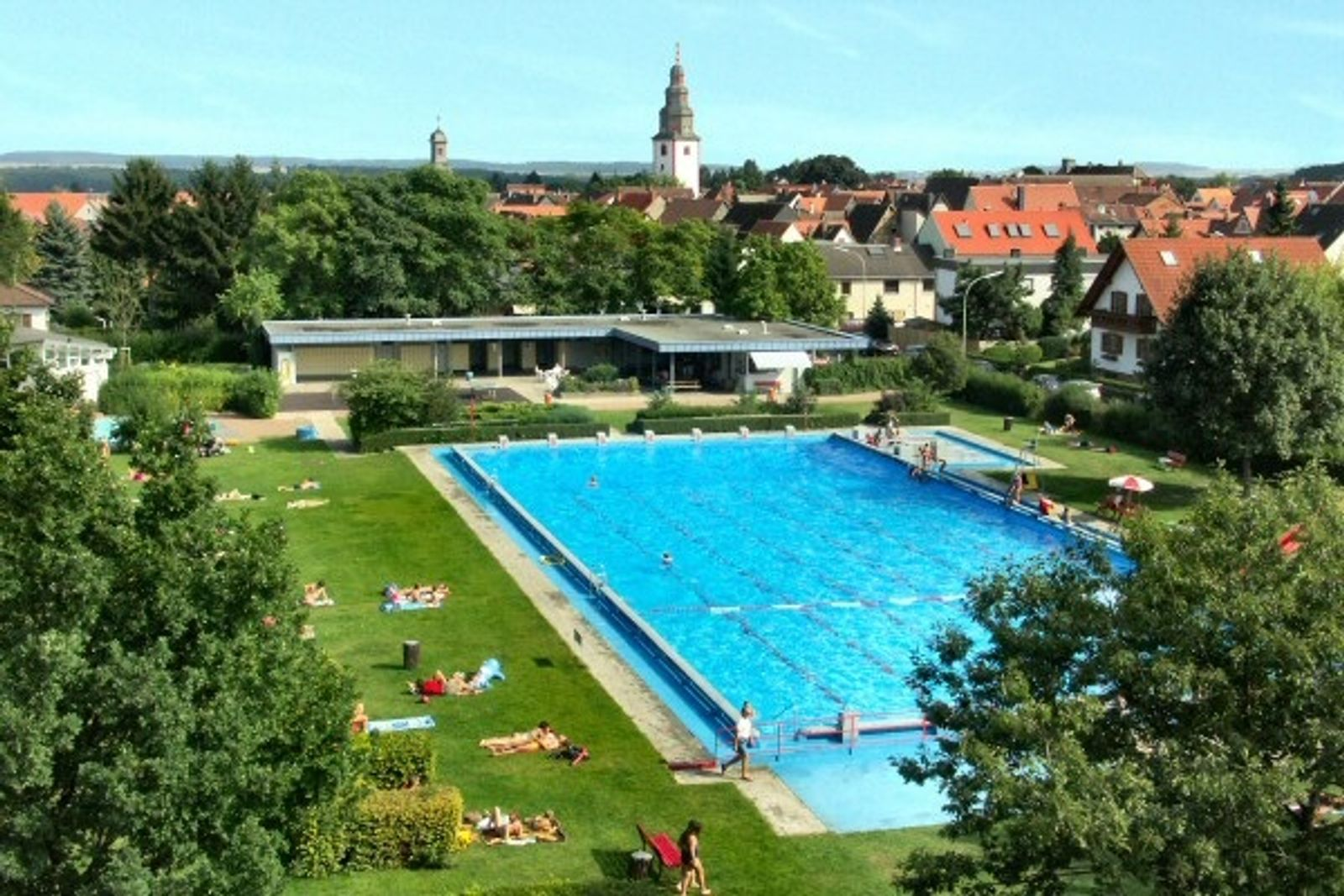 Freibad Rodheim (03.07.2020)