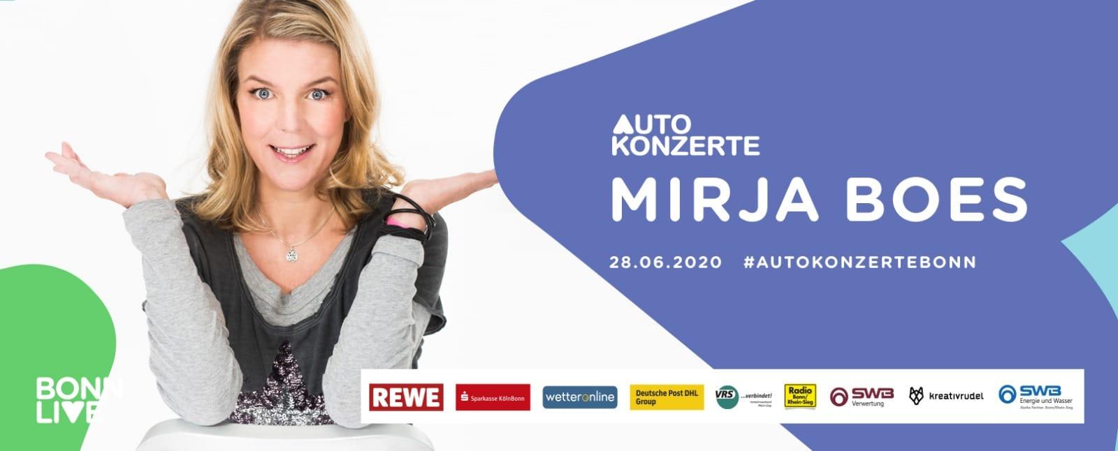 Mirja Boes   BonnLive Autokonzerte