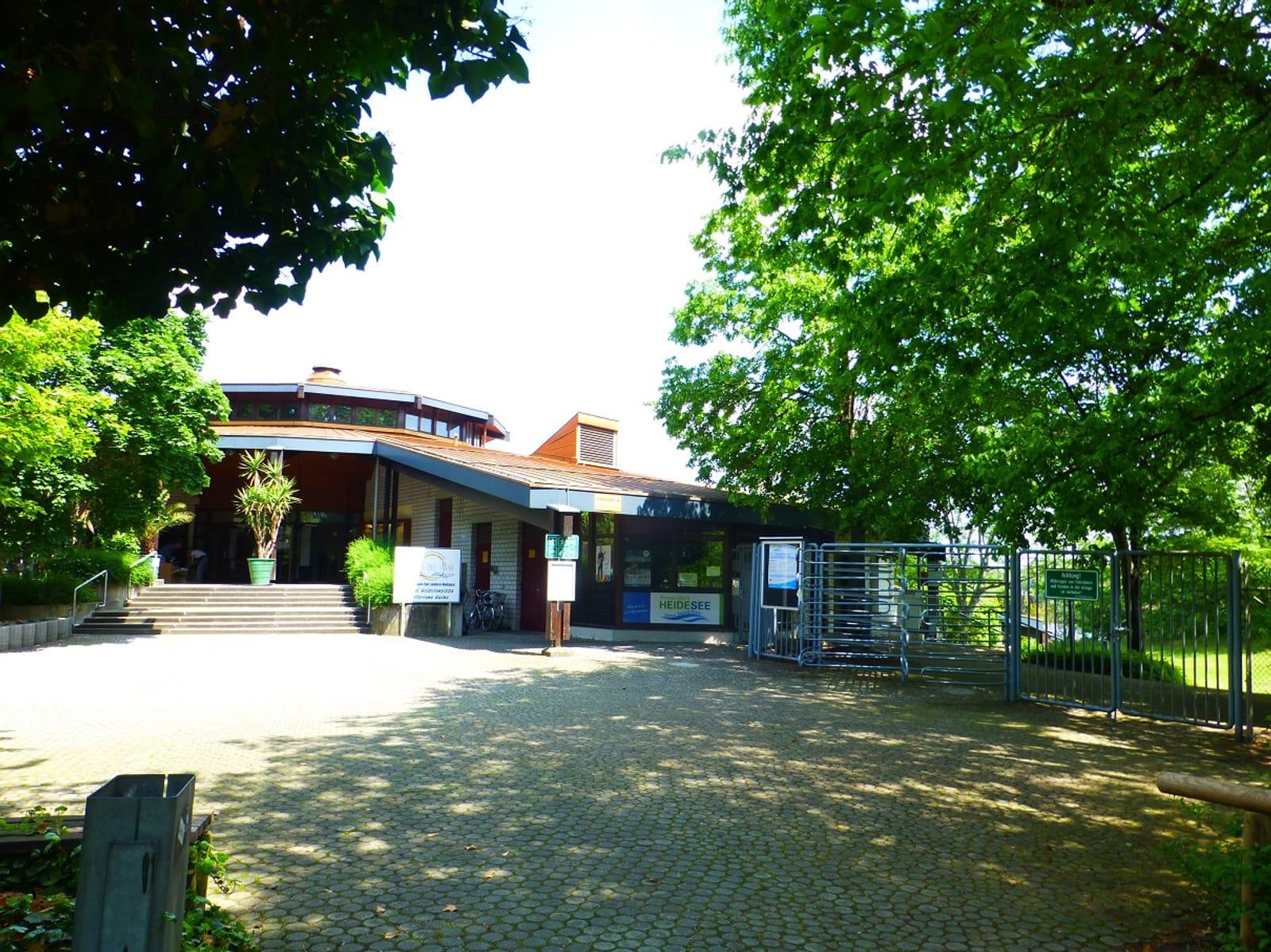 Tagesticketshop Heidesee (Di. 01.09.2020)