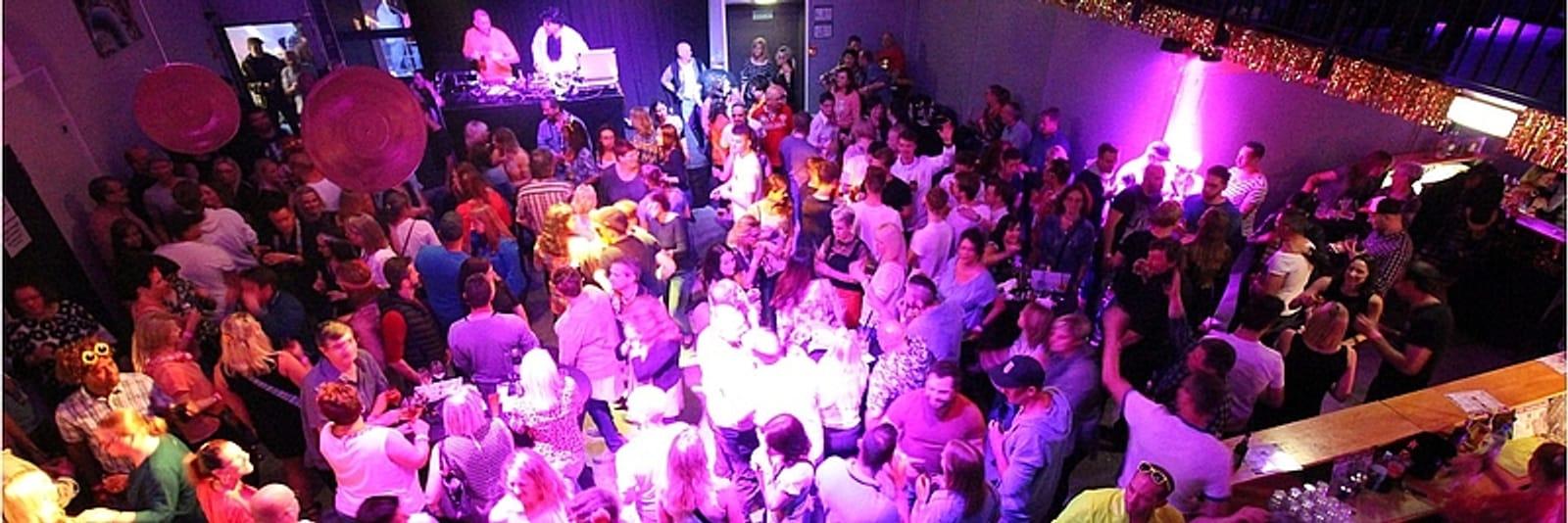 Ü30 Sommer Party Ellhofen