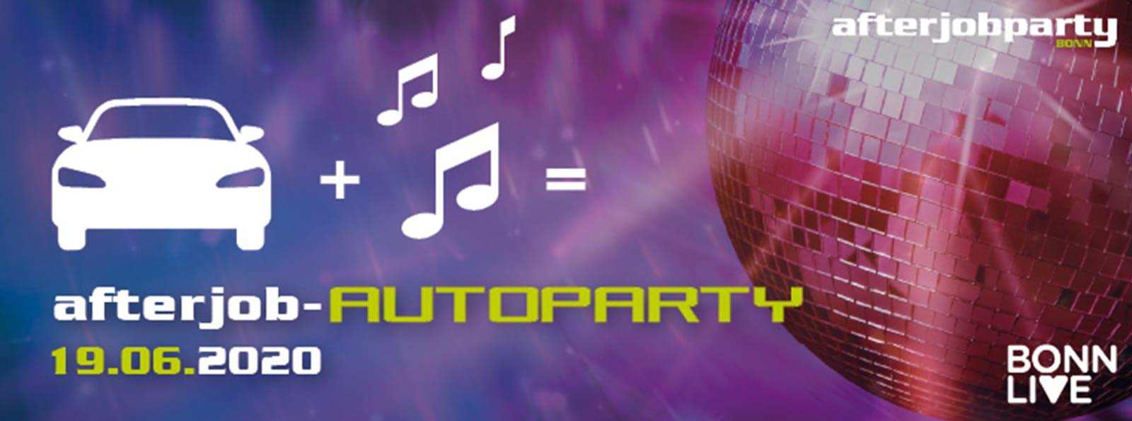 AfterJob Autoparty   BonnLive Autokonzerte