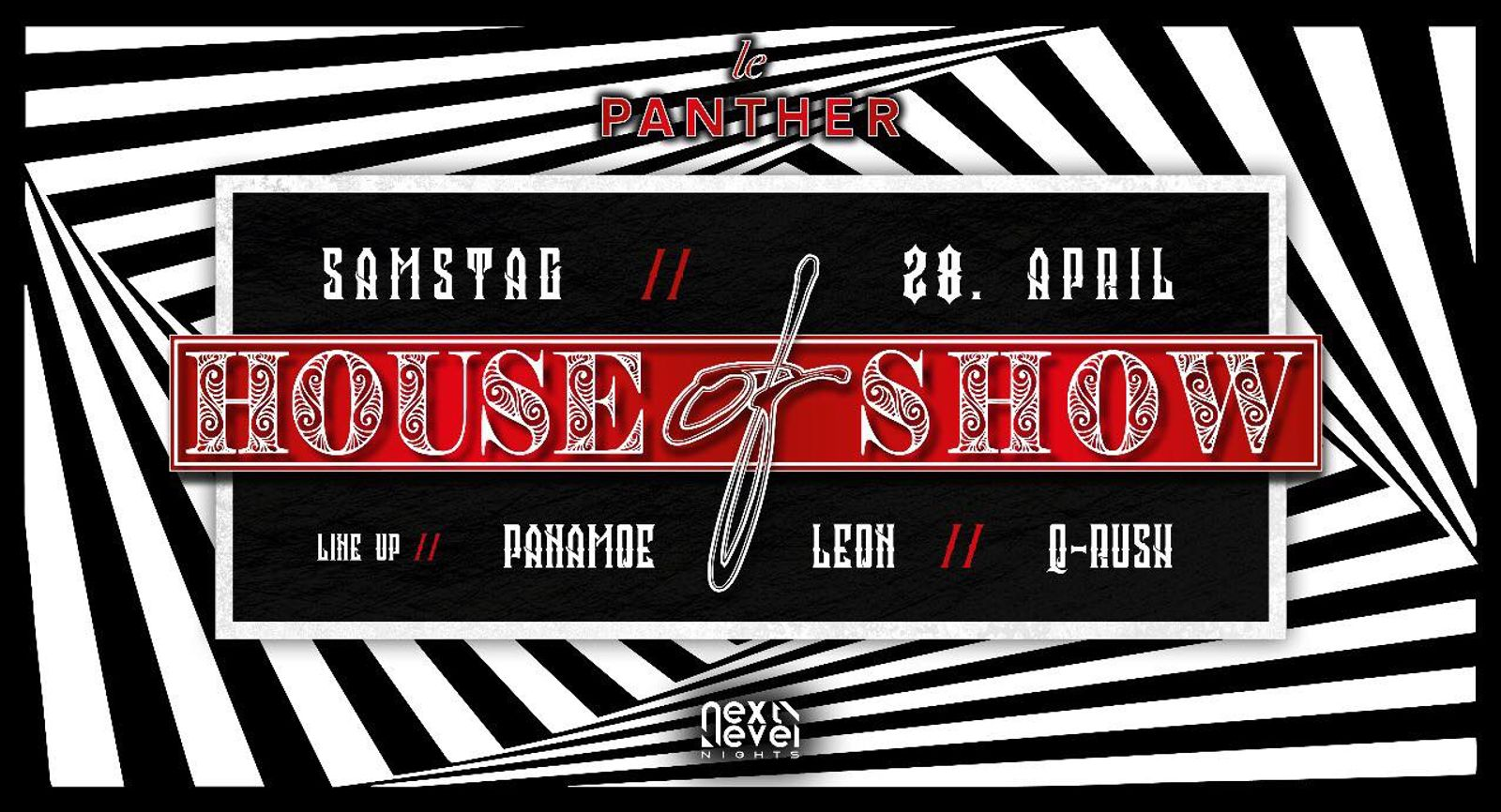 HOUSE of SHOW