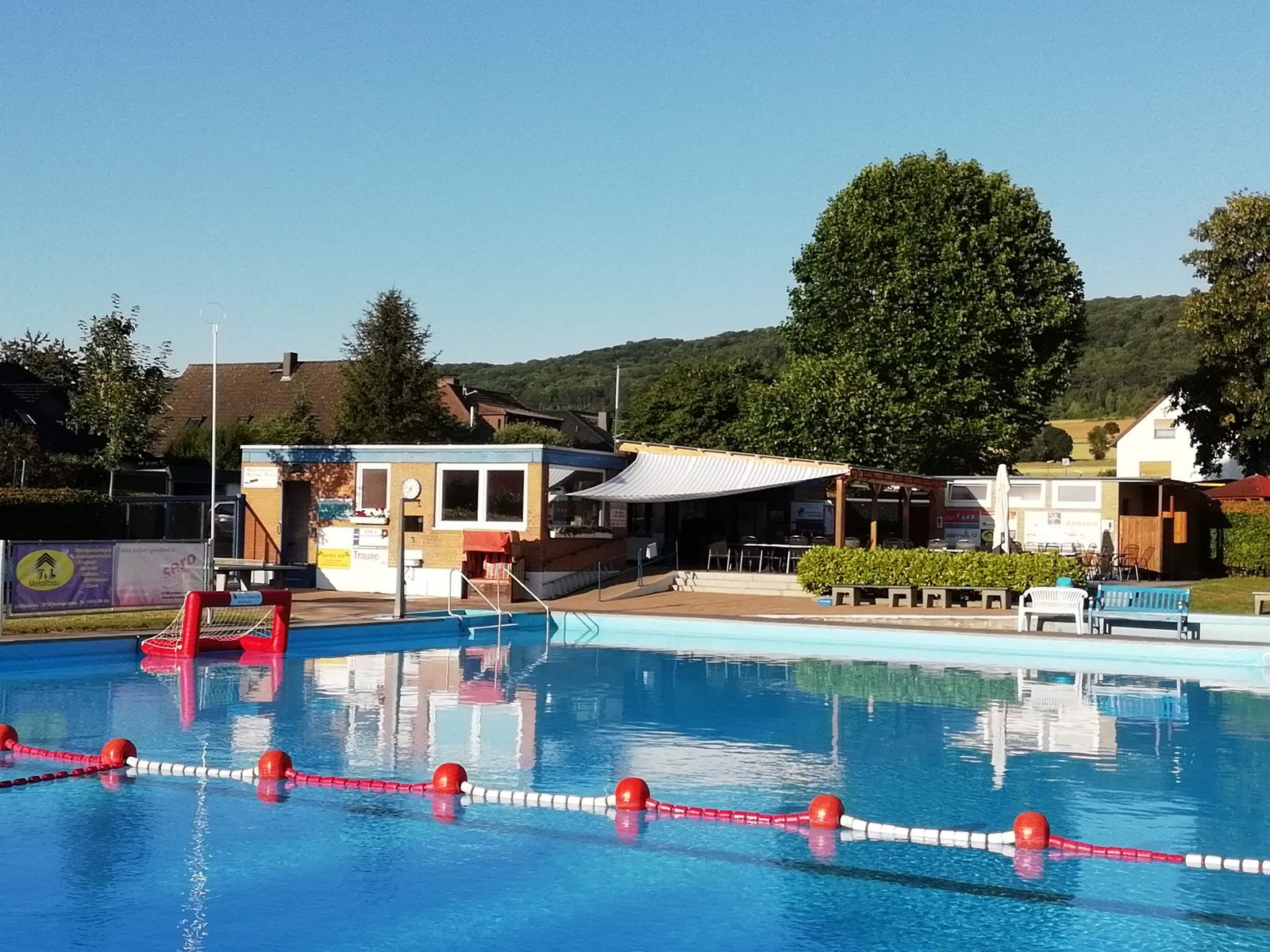 Freibad Sudheim (Do, 09.07.2020)