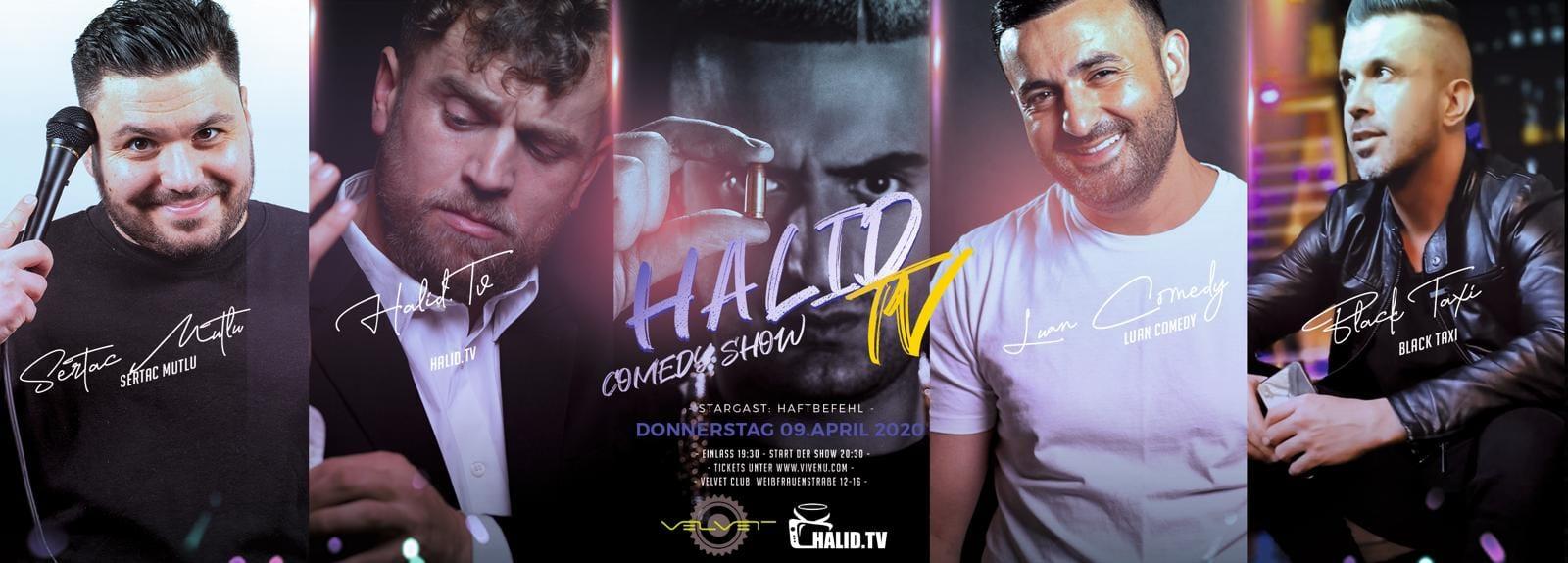 Halid TV Show