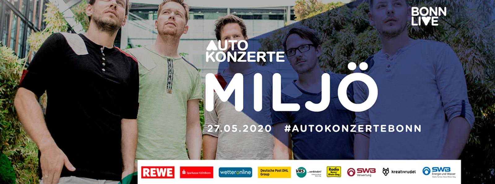 Miljö   BonnLive Autokonzerte   Zusatzshow