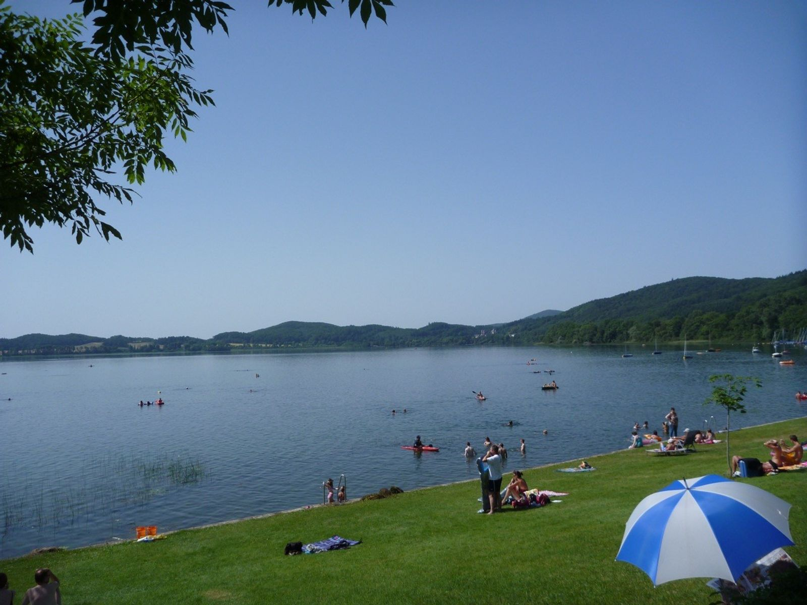 Camping Laacher See (Sonntag, 28.06.2020)