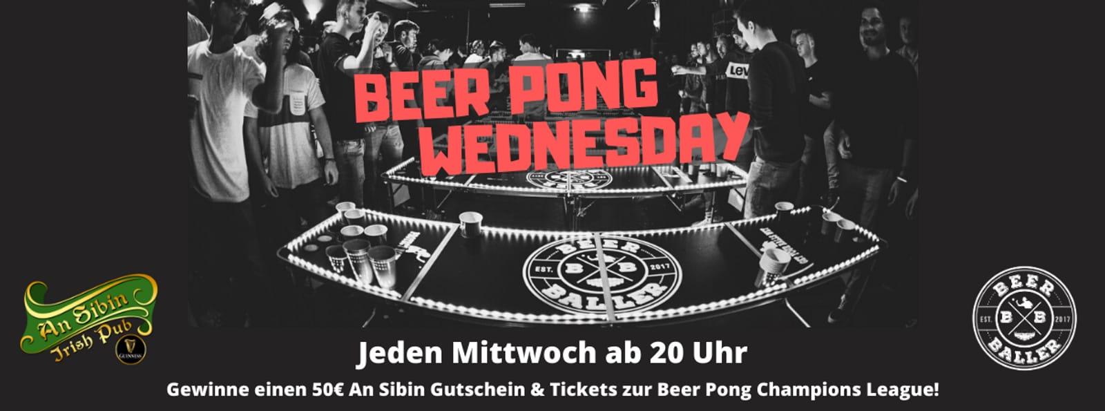 Beer Pong Darmstadt 22.01.20