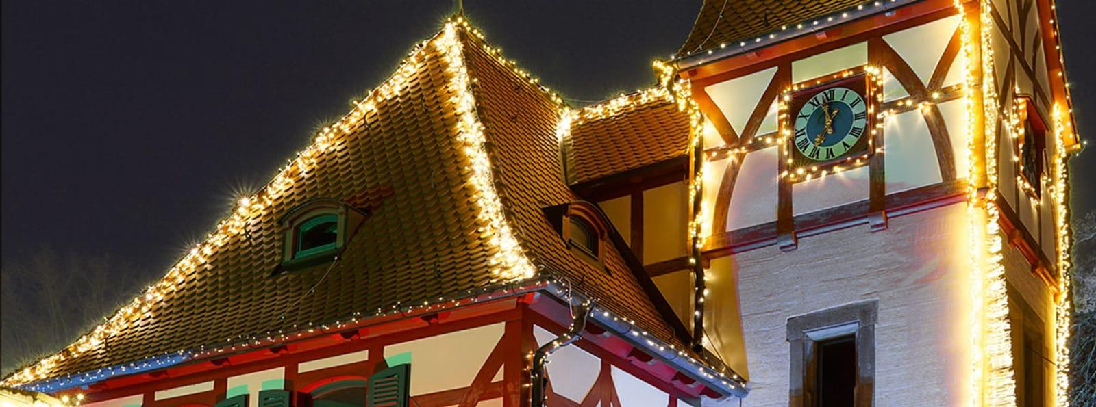 Romantischer Weihnachtsmarkt Gut Wolfgangshof