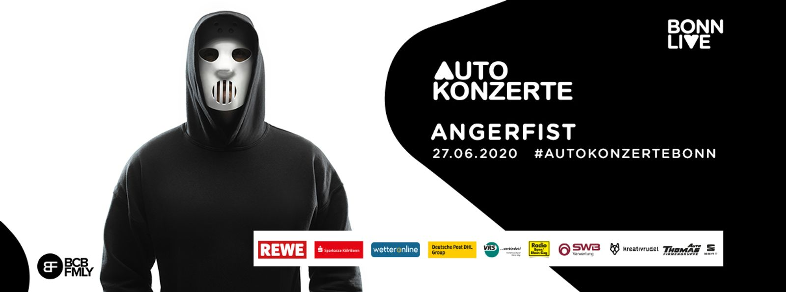 Angerfist   BonnLive Autokonzerte