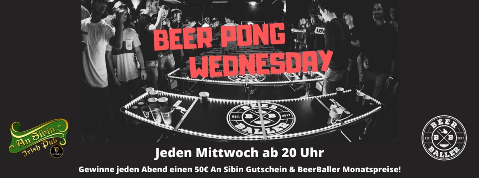 Beer Pong Darmstadt 04.03.20
