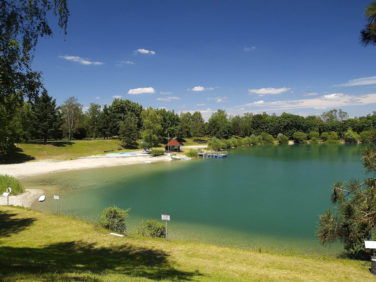 Naturfreibad Kaltenbachsee (14.08.2020)