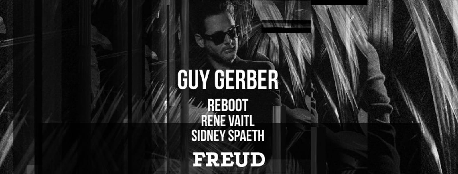 Freud x Guy Gerber // Reboot