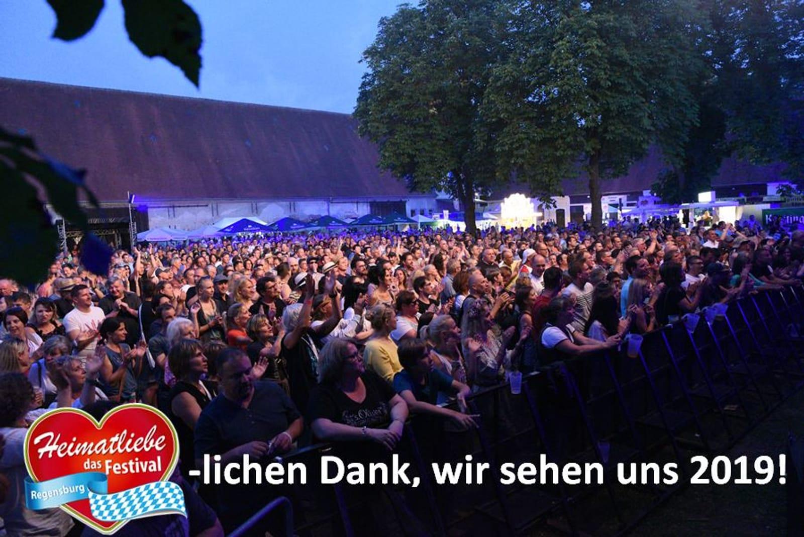 Heimatliebe - das Festival 2019