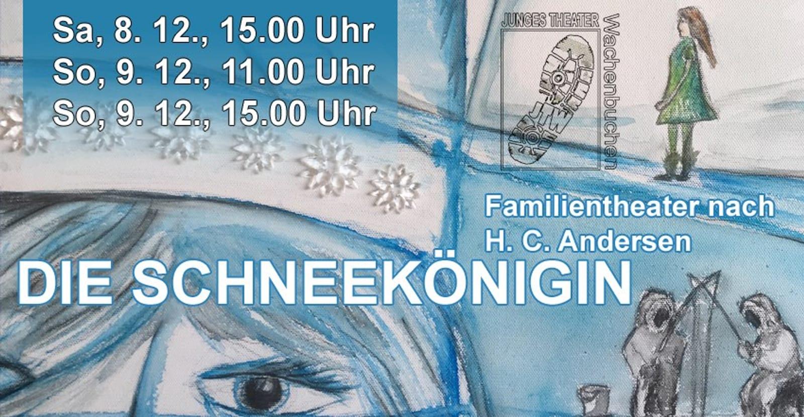 Die Schneekönigin (Familientheater nach H. C. Andersen)