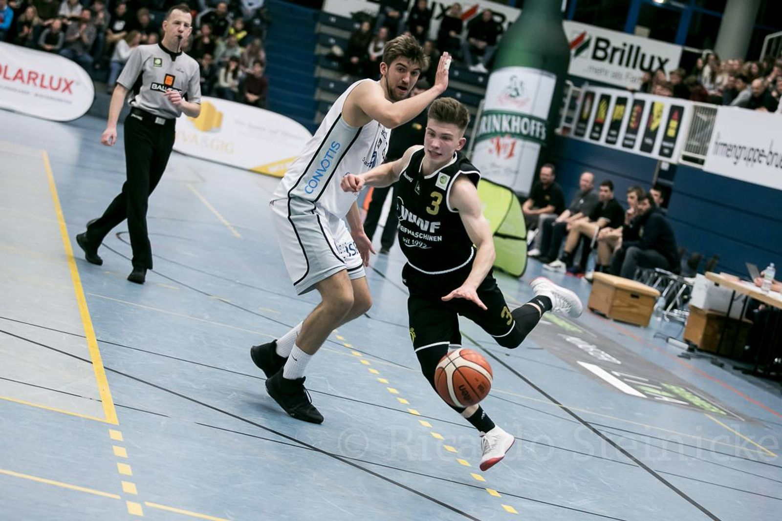 LOK Bernau vs. WWU Baskets Münster
