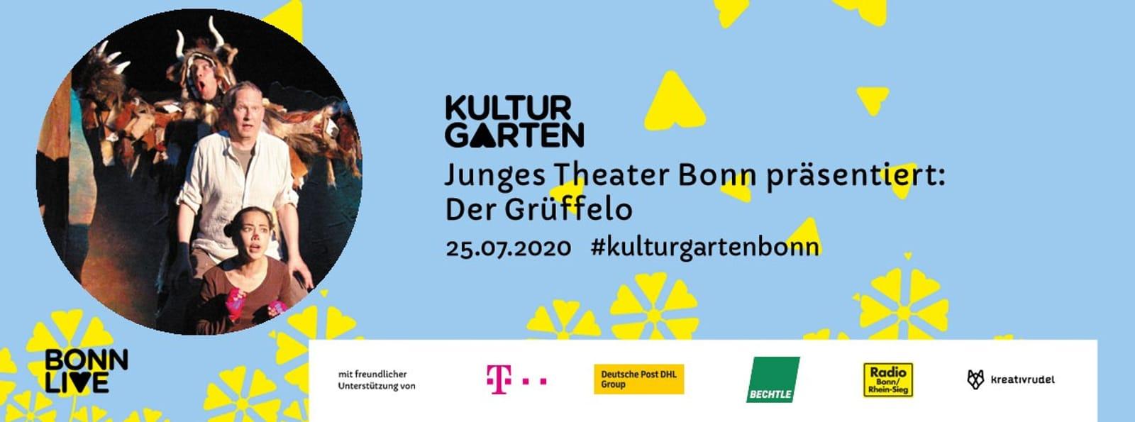 JTB: Der Grüffelo | BonnLive Kulturgarten