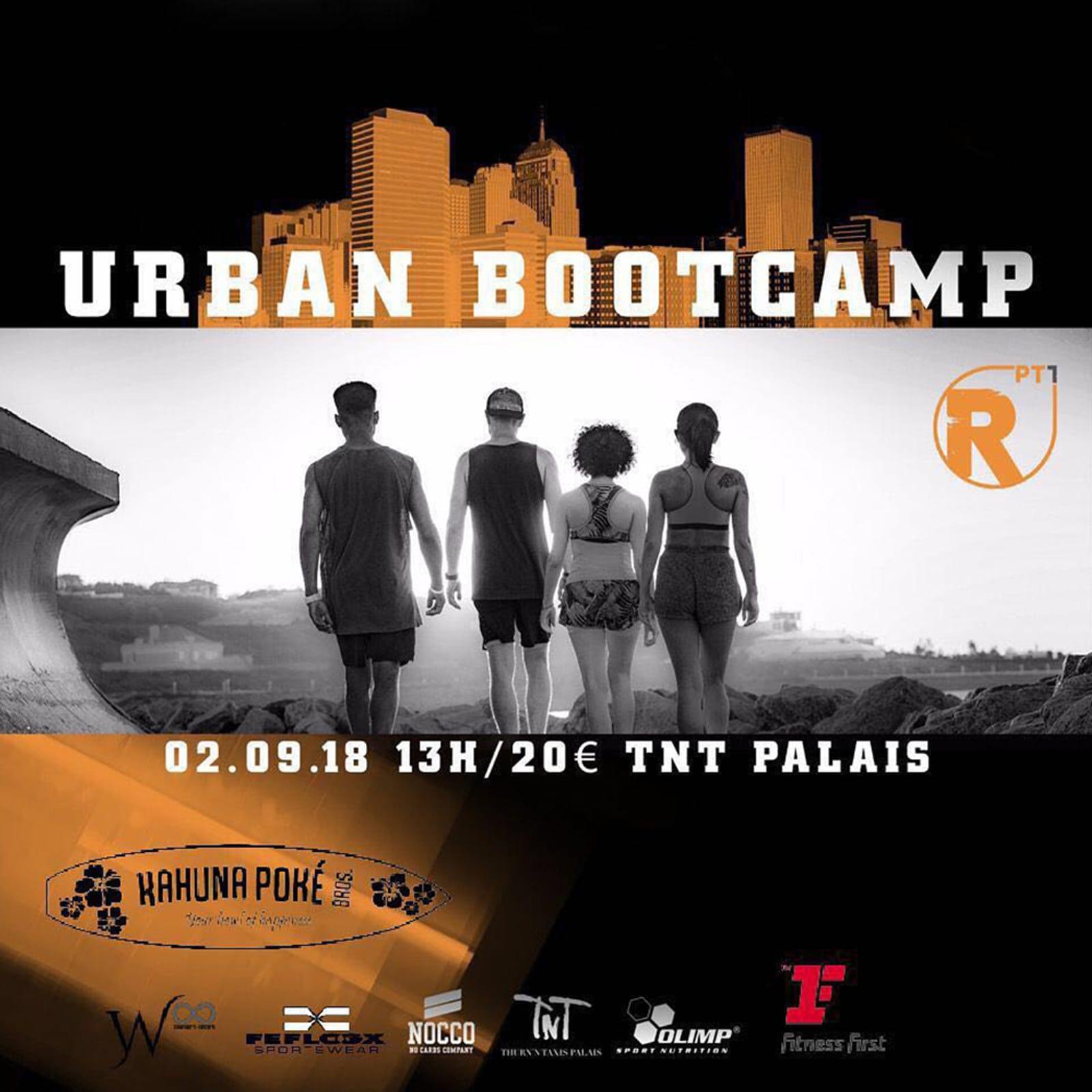 Urban Bootcamp by Rpt1.