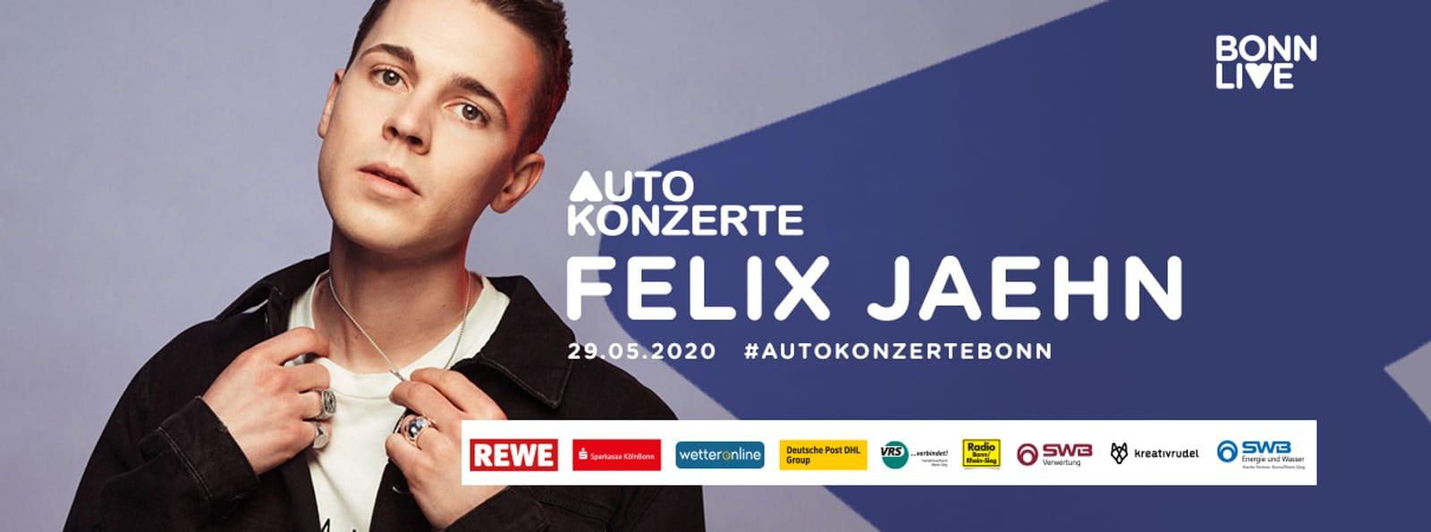 Felix Jaehn | BonnLive Autokonzerte