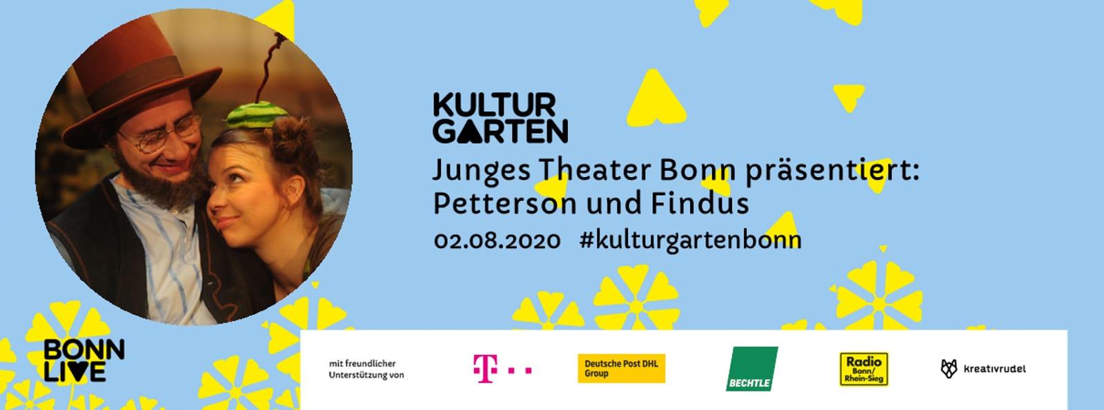JTB: Pettersson & Findus   BonnLive Kulturgarten