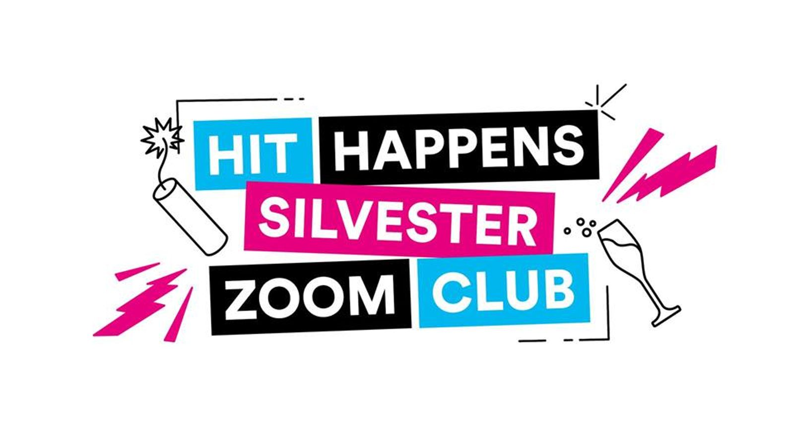 Hit Happens Silvester Party