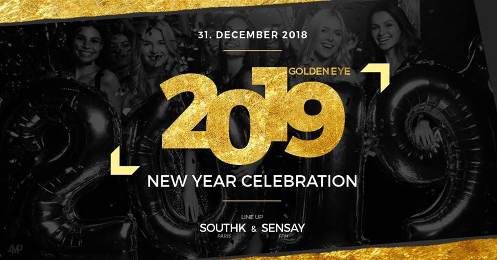 New Year Celebration 2019 - Silvesterparty
