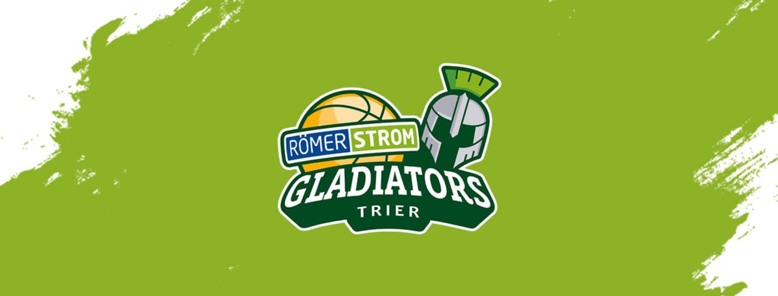 Dauerkarten RÖMERSTROM Gladiators Trier  Saison 20/21