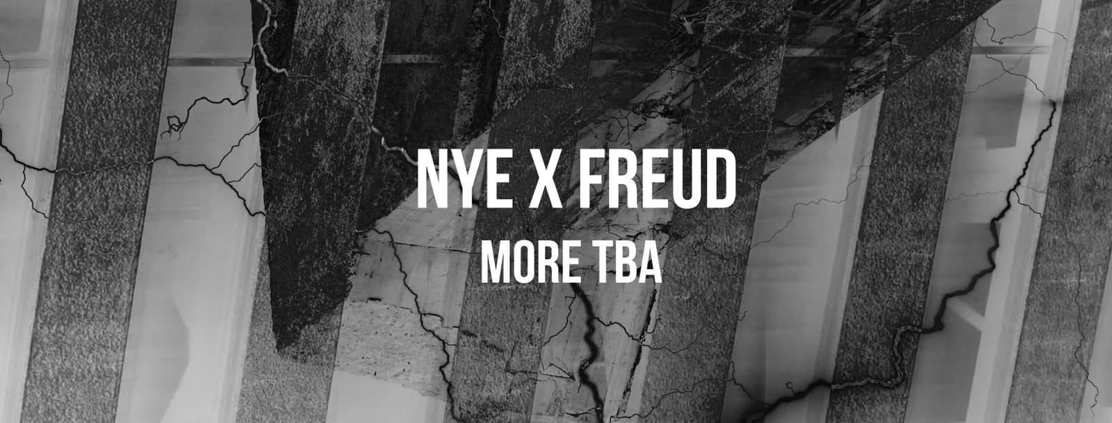 NYE x FREUD