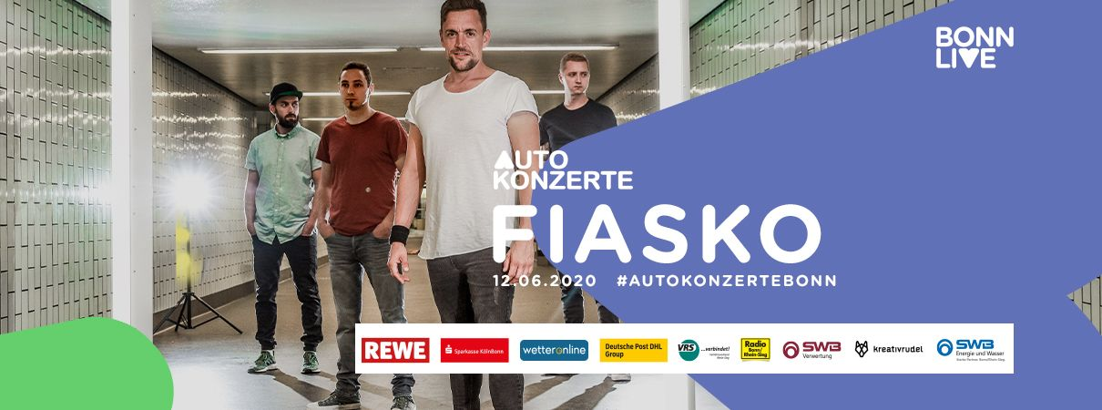 Fiasko | BonnLive Autokonzerte