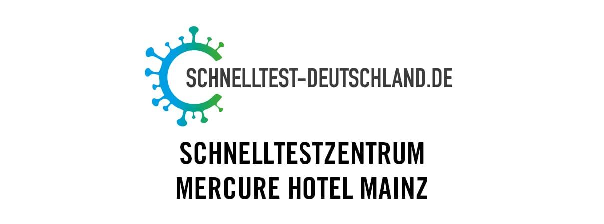 Schnelltestzentrum Mercure Hotel Mainz