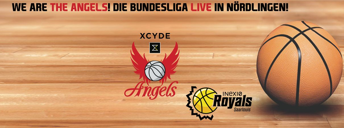 XCYDE Angels - Inexio Royals Saarlouis