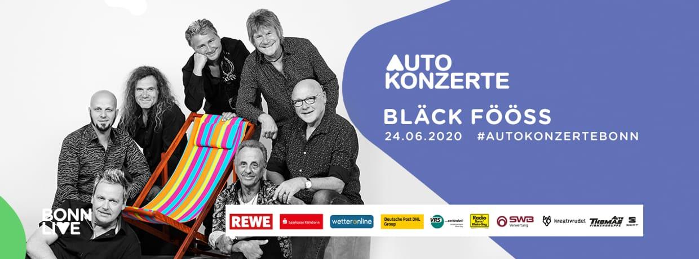 Bläck Fööss | BonnLive Autokonzerte