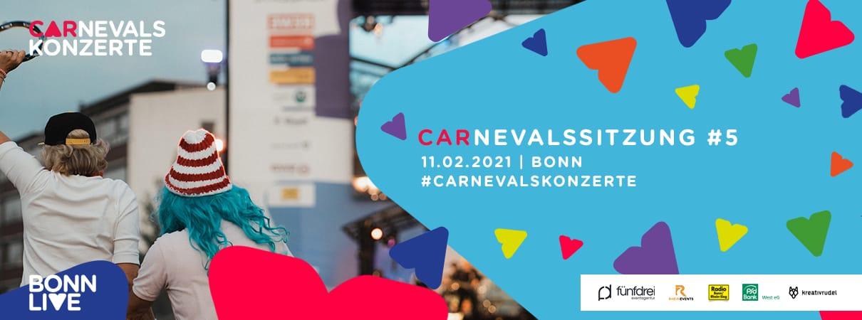 Carnevalssitzung #5 | Bonn Carnevalskonzerte