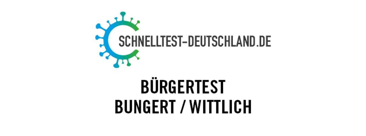 Schnelltestzentrum Wittlich