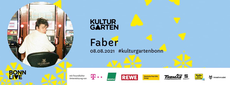Faber | BonnLive Kulturgarten