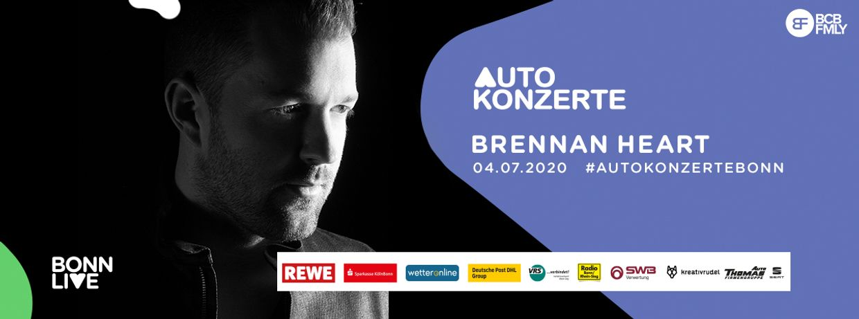 Brennan Heart | BonnLive Autokonzerte