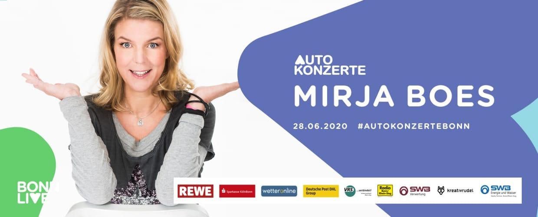 Mirja Boes | BonnLive Autokonzerte