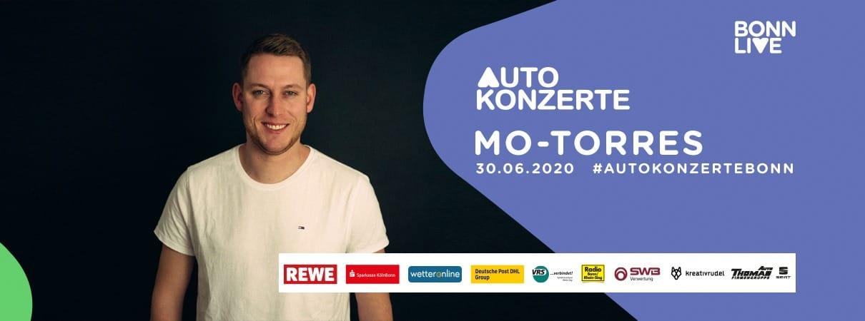 Mo-Torres (Zusatzshow) | BonnLive Autokonzerte