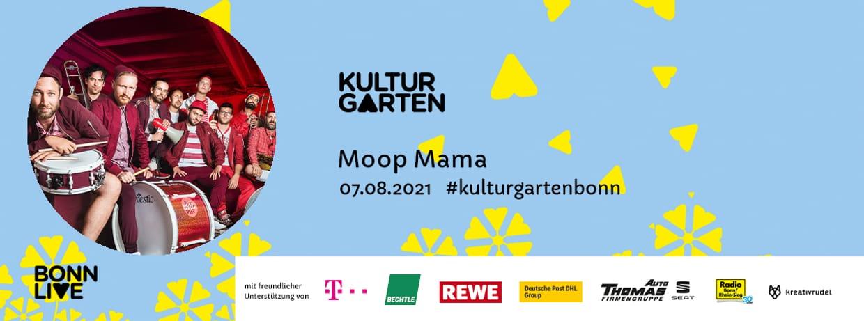 Moop Mama | BonnLive Kulturgarten