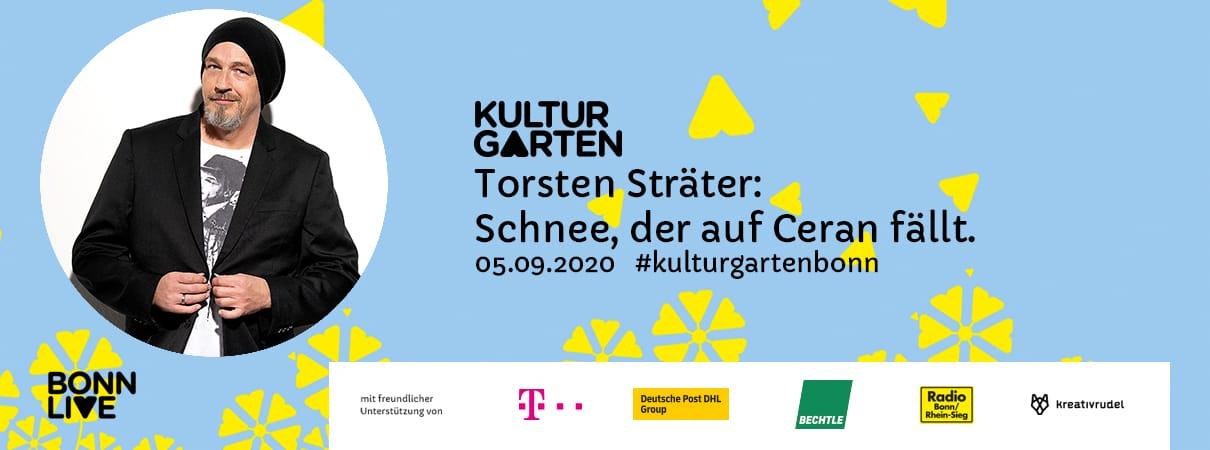 Torsten Sträter | BonnLive Kulturgarten