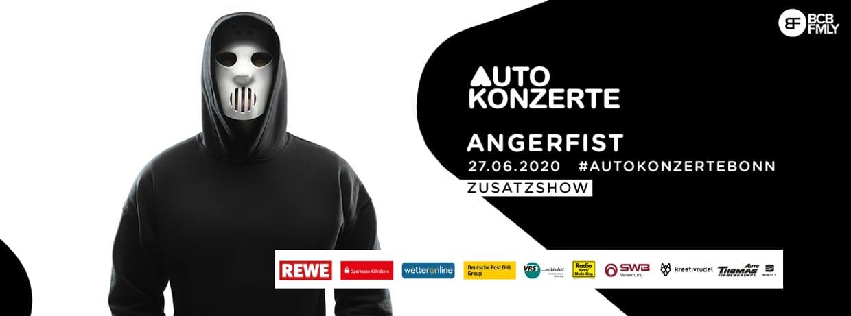 Angerfist (Zusatzshow) | BonnLive Autokonzerte