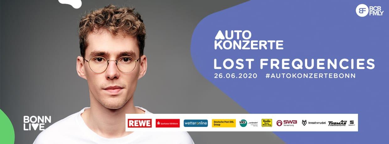 Lost Frequencies | BonnLive Autokonzerte