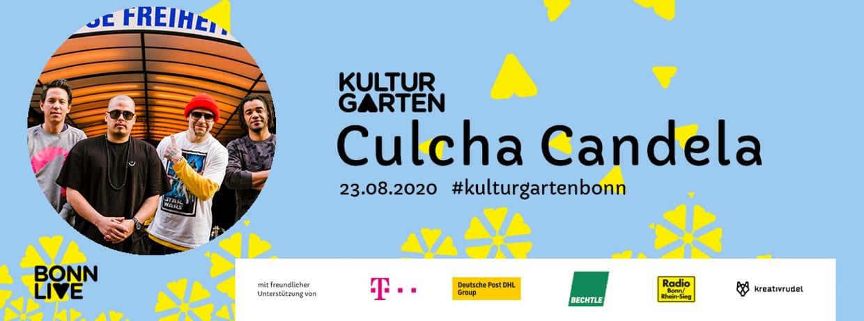 Culcha Candela | BonnLive Kulturgarten