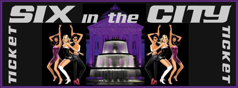 SIX in the CITY - Tanz i.d. Mai 2020