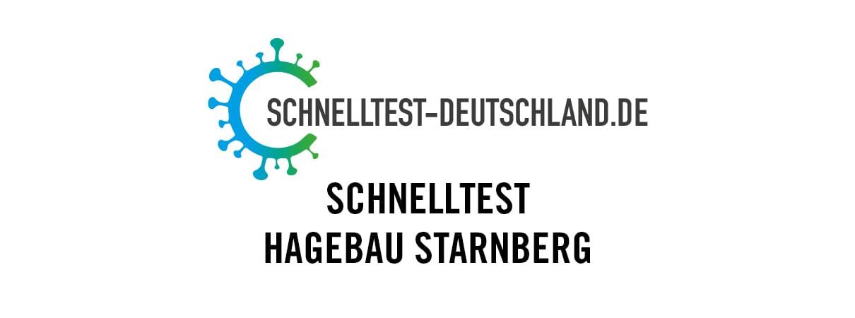 Schnelltestzentrum Hagebau Starnberg