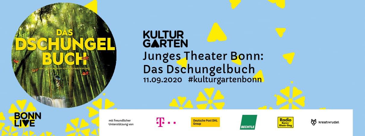 JTB: Das Dschungelbuch   BonnLive Kulturgarten