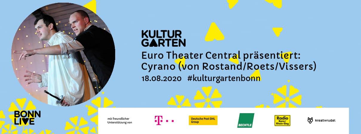 Cyrano | BonnLive Kulturgarten