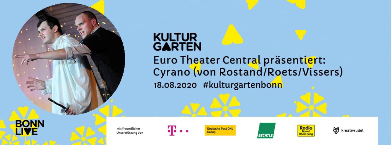 Cyrano   BonnLive Kulturgarten