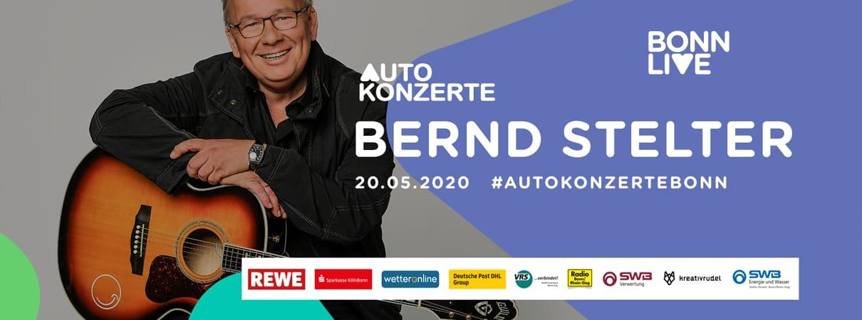 Bernd Stelter   BonnLive Autokonzerte