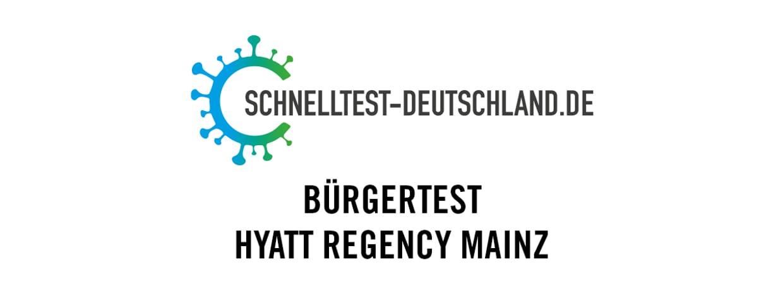 Bürgertest Hyatt Mainz (Samstag, 22.05.2021)